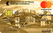 Carta Mastercard Flex Or/Gold BCF/FKB