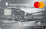 Card MasterCard Argent BCGE