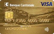 Carta Visa Or BCGE