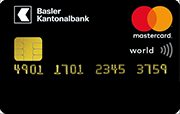 Carta World Mastercard Gold BKB
