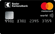 Carta World Mastercard Silber BKB