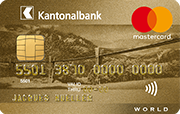 Carta World Mastercard Gold GLKB