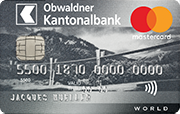 Carta World Mastercard Silber OWKB