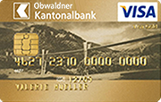 Carta Visa Gold OWKB