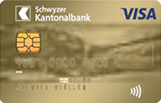 Carta Visa Gold SZKB