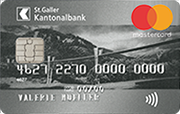 Carta World Mastercard Silber SGKB