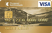Carta Visa Gold TKB