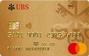 Carta Gold Credit Card Mastercard UBS