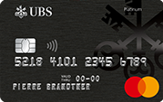Carta Platinum Credit Card Mastercard UBS