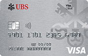 Carta Classic Credit Card Visa UBS