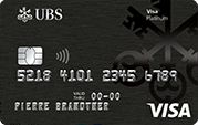 Carta Platinum Credit Card Visa UBS