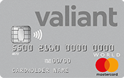 Carta World Mastercard Silver Valiant