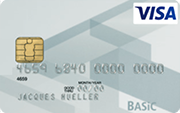 Carta Visa Basic NKB